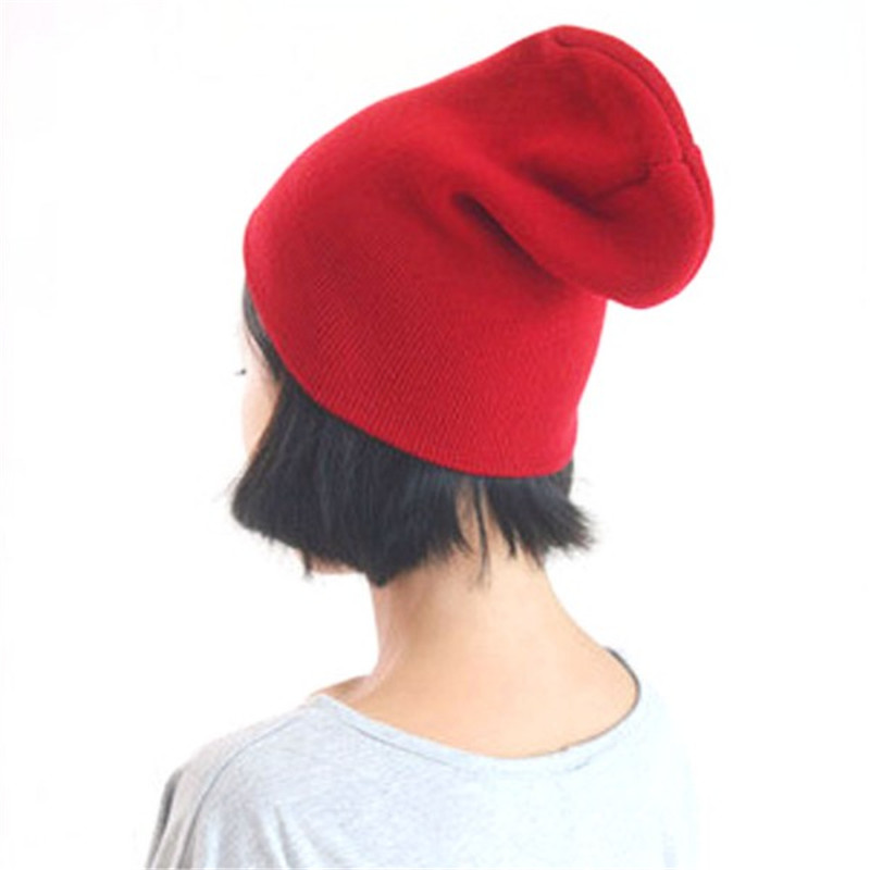 Cute Winter Warm Plain Beanie Hats Women Cap Slouchy Knit Hat Caps Multi-Colored Y9 bernard s schweigert microwaves in the food processing industry