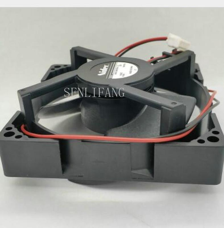 Free Shipping Nidec 9CM U92C08MS2A3-51 8V FOR Refrigerated Cooling Fan