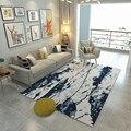 Neue Chinesische Abstrakte Teppiche Für Wohnzimmer Klassische Weiche Schlafzimmer Teppich Sofa Kaffee Tisch Teppich Teppich Studie Boden Matte Garderobe Teppiche-in Teppich aus Heim und Garten bei