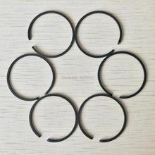 6 шт. BC260 CG260 кусторез поршневые кольца(34 мм) 1,2 мм толщина подходит для 26cc триммер для травы части цилиндра