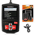 5PCS OBD OBD2 Automotive Scanner in Portuguese Foxwell NT201 EOBD JOBD Scan Tool Engine Analyzer Read Erase Fault Codes