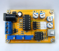 ICL8038 DDS Signal Generator Module Sine Square Triangle Wave Output 12V-24V DC