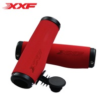 XXF Bikes Grip Alloy Lockable Handlebar for MTB Road Bicycle scooter Soft Sponge Grips Bicycle bar-end