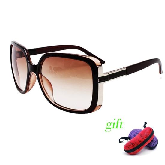 Fashion of High end Women Brand Designer Sunglasses Wild ...