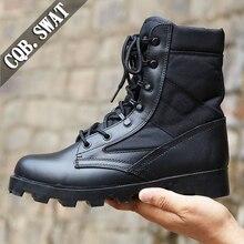 Зимние сапоги мужские высокие Сапоги и ботинки для девочек для Для мужчин Армейские ботинки Треккинговые ботинки Для мужчин