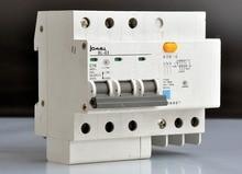 DZ47L-63 63Amp 3 pole mini type earth leakage circuit breaker