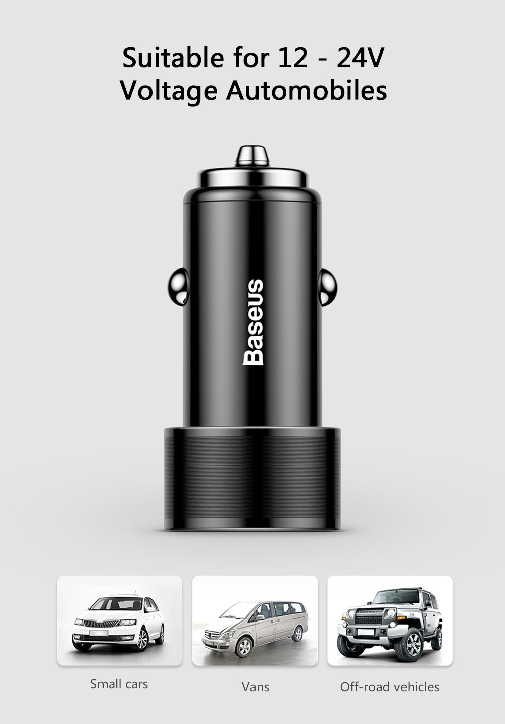 Baseus Small Screw Charging Set Dual Usb Car Charger To Type C Subaru 360 Wiring Diagram Specifications