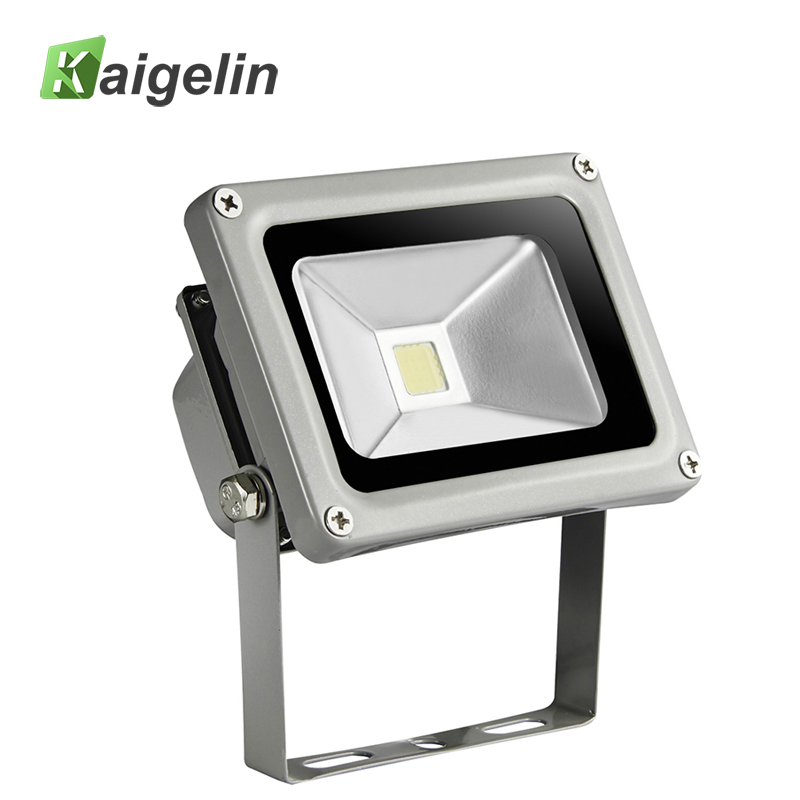 Kaigelin 10W LED Flood Light 85V-265V 700LM IP65 Waterproof LED Floodlight Outdoor LED Spotlight For Outdoor Garden Lighting