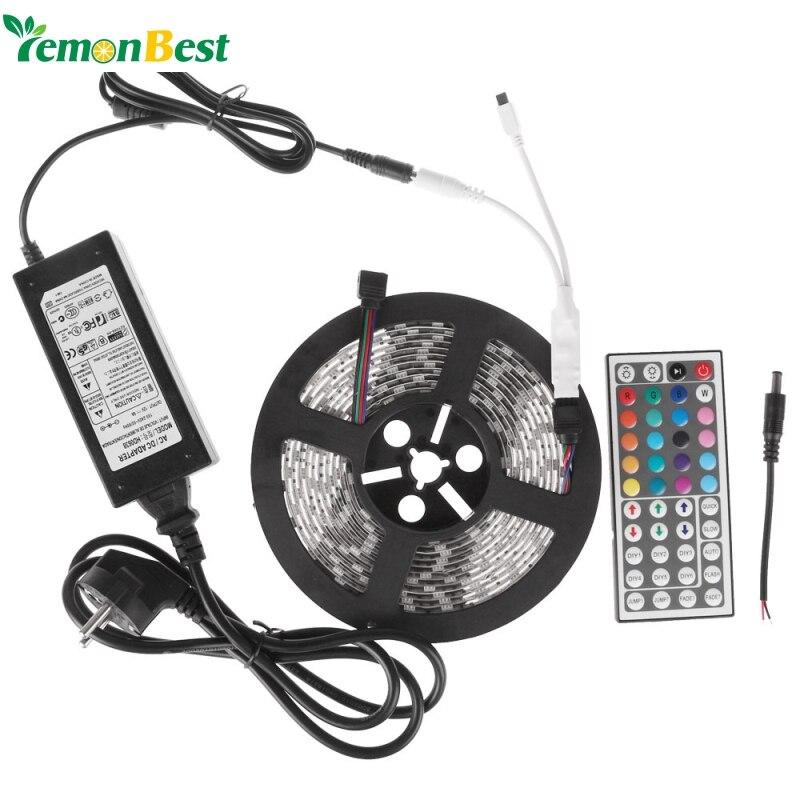 Светодиодная лампа 5050 RGB