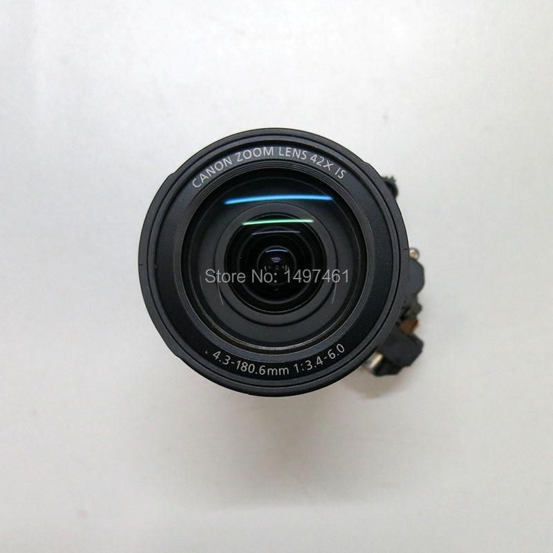 New Optical zoom lens +CCD Repair Part For Canon PowerShot SX520 HS ; PC2152 Digital camera original new canon powershot sx60 hs digital camera sx60hs 65x optical zoom 16 1 mp