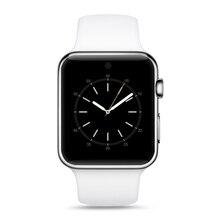 Neue (Auf Lager) LF07 Bluetooth Smart Uhr Fitness Armband Tragbare Geräte SmartWatch Magie Knopf Für IOS Android Neue