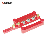 6 8 10 Mm Ultimate Self Centering Doweling Jig Set Metric Dowel Drilling Tools Power Woodworking
