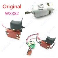 オリジナルモーター用 WORX WX382 電気ハンマードリル電動工具アクセサリーツール part 50019646|電動工具アクセサリー|ツール -