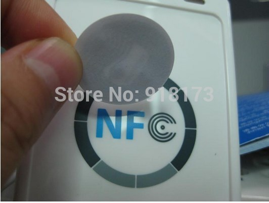 50pcs Larger Capacity NFC Tags RFID Label, Classic 1k FM1108 NFC Sticker 1000pcs larger capacity nfc tags rfid label classic 1k f08 nfc sticker for galaxy s3 nokia and most andriod nfc phone 768 bytes