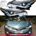 Sport version HID 2016 Car Styling for Corolla Headlight vios RAV4 camry Hiace sienna yaris Tacoma Corolla head lamp|car styling|camry head lamp|styling car -