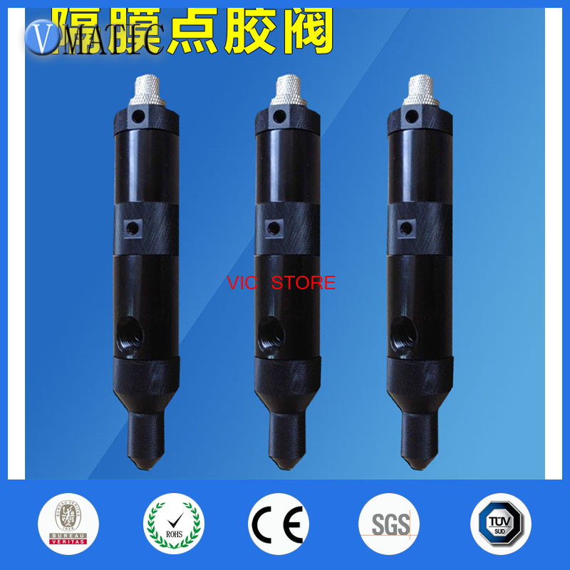 Quality glue dispense nozzle,dispenser controller Needle off Diaphragm dispensing valve quality glue dispense nozzle dispenser controller needle off diaphragm dispensing valve