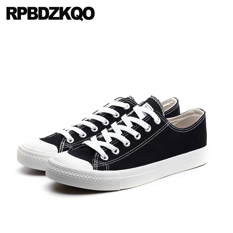 Noir vert Skate Confort Sneakers blanc De D'été Casual bleu 2018 Chaussures rouge Printemps Noir Designer gris Conduite Toile Classique Hommes Formateurs Respirant Marche qERrTEWZw