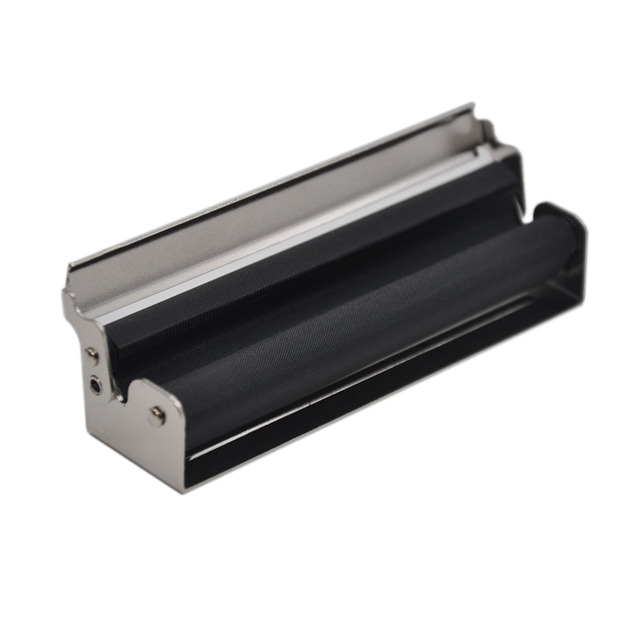 Different Size 70MM/78MM/110MM Metal Rolling Machine Tobacco Roller Cigarette Maker For Paper