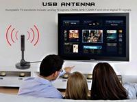 dvb digital 22dB רווח גבוה אנטנה טלוויזיה עבור DVB-T טלוויזיה / USB TV Tuner Portable פנימי / חיצוני / רכב HD Digital TV אנטנות חם 1pcs מכירה (4)