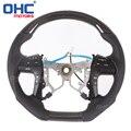 Рулевое колесо из настоящего углеродного волокна для Toyota Camry / Hilux/Estima/high Lander/Fortuner