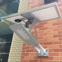 Высокая яркость водонепроницаемый открытый IP65 24 Вт СВЕТОДИОДНЫЕ светильники на солнечных батареях солнечного сада