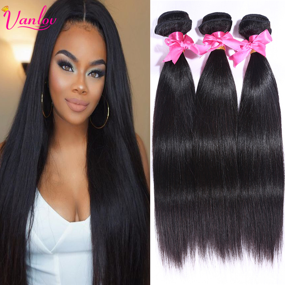 Malaysian Straight Hair Bundles Dark Light Brown Hair Weave Human Hair Bundles Malaysian Virgin Hair Straight 4 Bundles Straight