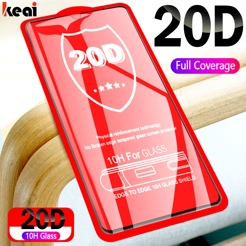 Glass for Screen-Protector Full-Cover Xiaomi Note-7 8-Lite A1-Film Mi A2 20D 6A 6-Pro