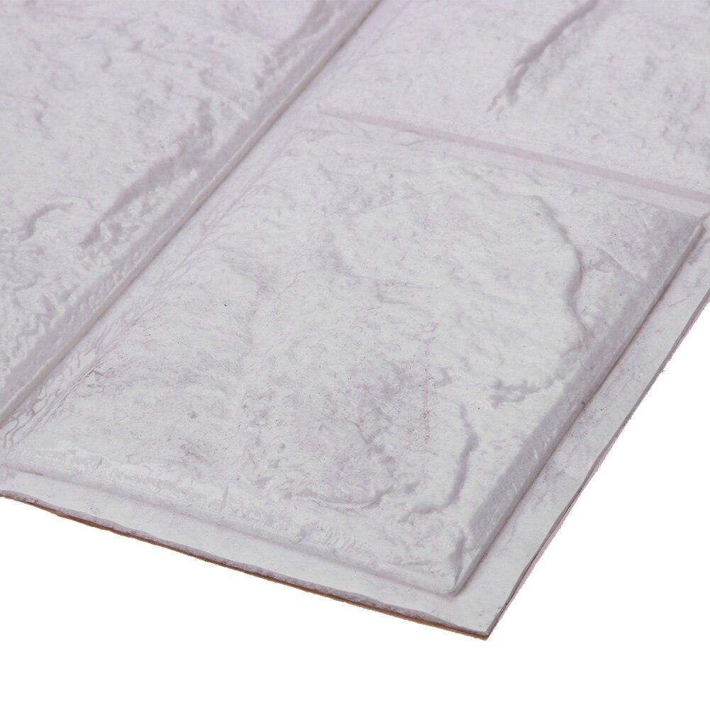 Waterproof Pe Foam 3d Wall Stickers Safty Home
