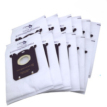 FC8202 FC8206 FC8204 Vacuum dust bag For Philips Electrolux Cleaner Pouch Disposable Wet Dry Filter Garbage 12pcs
