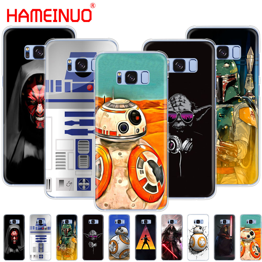 HAMEINUO Lightsaber Star Wars cell phone case cover for Samsung Galaxy S9 S7 edge PLUS S8 S6 S5 S4 S3 MINI