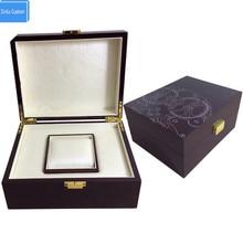 2017 new design storage for luxury swiss watch box watch mechanical printting box, custom logo gift wooden box watch display