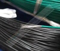 5 метров/лот супер гибкий 18AWG 22AWG 24AWG ПВХ изоляцией электрический кабель светодио дный LED, Авто Цвет выбирается кабель, бесплатная доставка