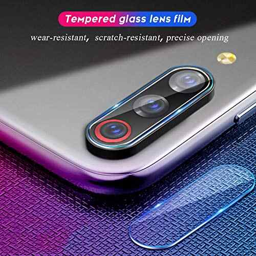 For Samsung Galaxy A50 A30 A10 A20 A10 A60 A70 Camera Lens Protector Screen Lens Glass on A 50 30 70 M10 M20 M30 A7 2018 Note 9