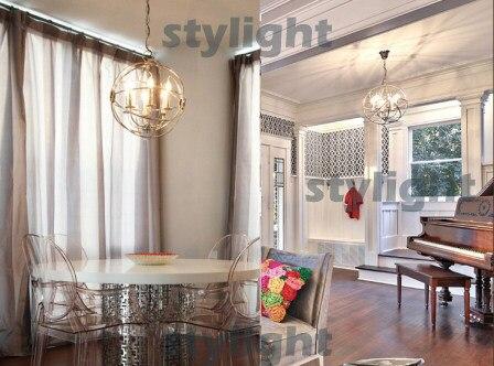 Lampadario Rustico Sospensione : Online shop vendita caldo dell annata lampada a sospensione gyro