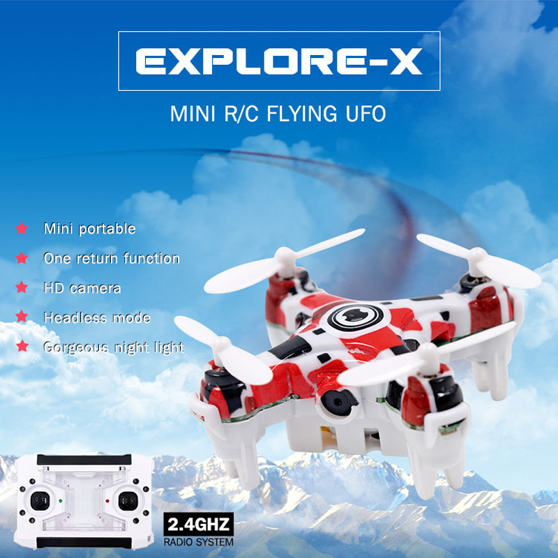RC Helicopters Remote Control Quadcopter Drone with 720P camera 2.4G 4CH 6Axis RC Quadcopter Toys 360 degree rotating kids gifts
