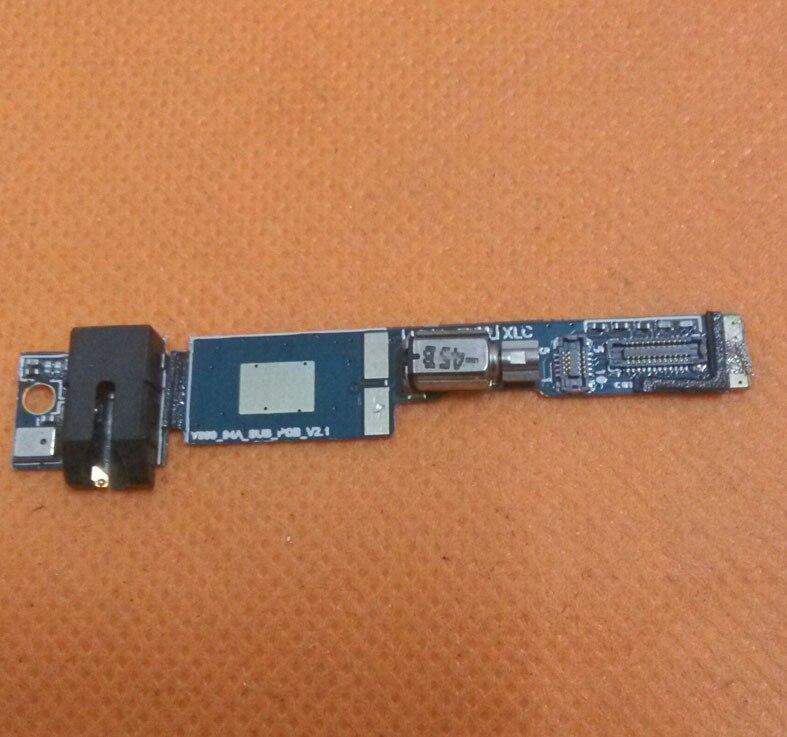 """imágenes para Usado Original de Micrófono Micrófono pequeño Tablero Para UMI Cero 5.0 """"IPS FHD 1920x1080 MTK6592 Octa Core Envío gratis"""