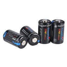 40pcs/lot TrustFire CR2 3V 750mAh Disposable Lithium Battery Batteries with Safety Relief Valve for Flashlights Headlamps Camera