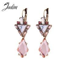 Хит продаж joolim ювелирные изделия оптом/треугольные белые