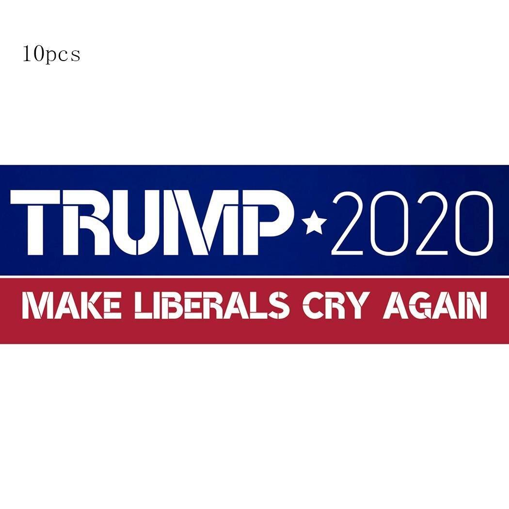 20X Trump Keep America Great 2020 President Decal Bumper Sticker Car Make Again