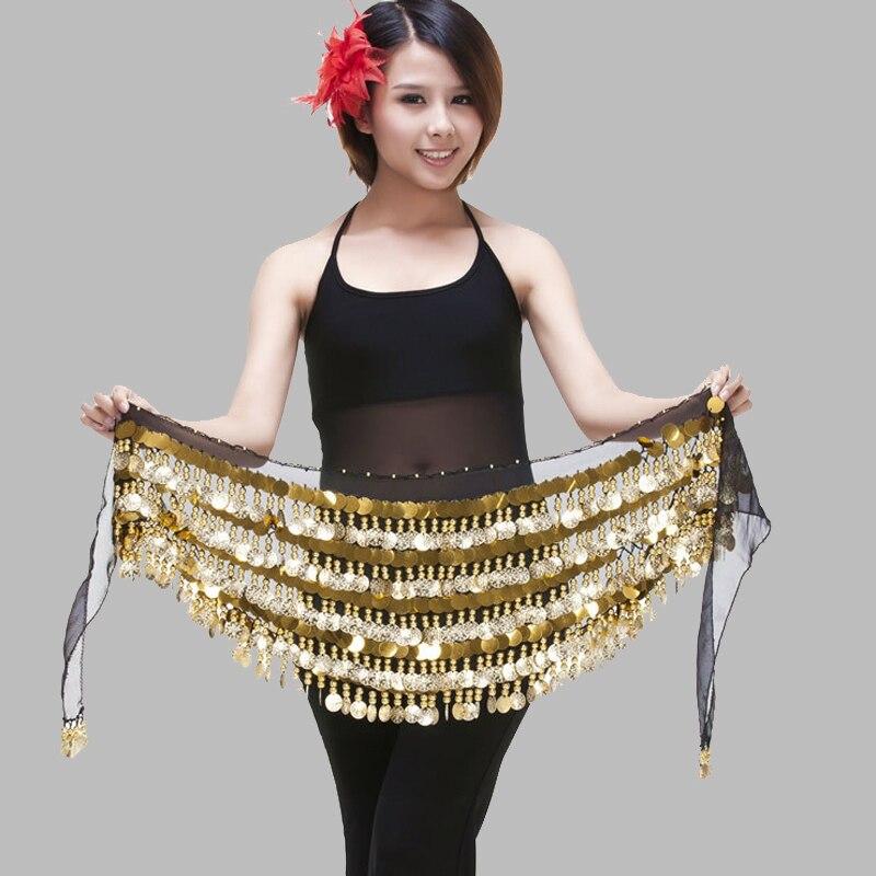 Danseurs de danse du ventre ceinture 288 pièces cinq Gong Yaolian élargissement aggraver type