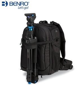 Image 5 - Benro 三脚 A2883FS4/A1883FS2C 写真カメラビデオヘッド一脚油圧ダンピングヘッド