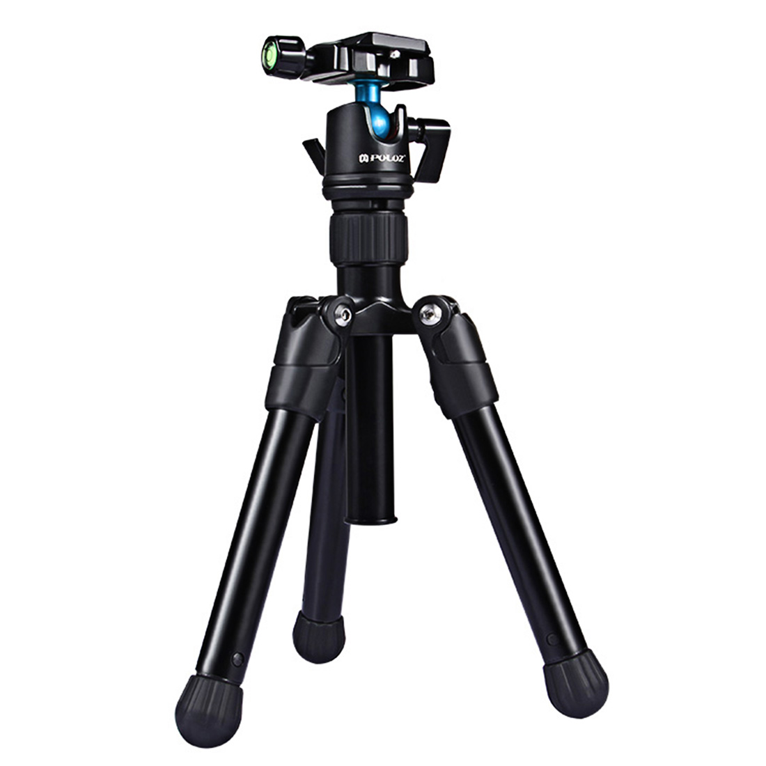 купить PULUZ Mini Tripod DSLR Pocket Microspur Photos Tripode Camera Professional Mount with 1/4 360 Degree Ball Head For Sony Nikon недорого