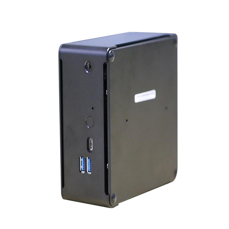 I7 8850H Big Sale Mini PC Intel Xeon E3-1505 V5 E3-1545 V5 Quad Core 8Threads With DP HDMI 8M Cache 2*M.2 2*RAM Solt SD Card