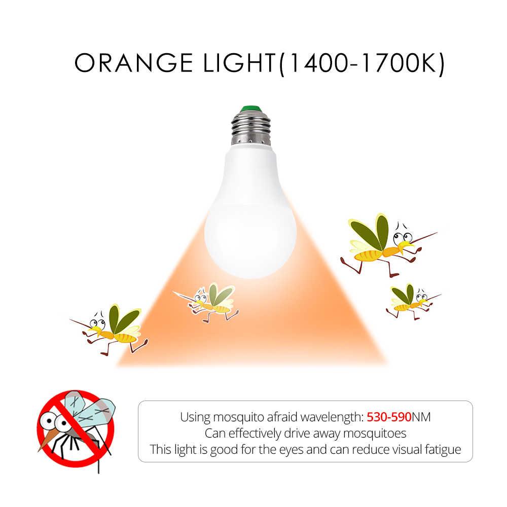 Vacamm LED lampadaires 10 W Lampada crépuscule à l'aube lampe ampoule jour capteur lumière pour maison porche couloir éclairage de nuit d'urgence