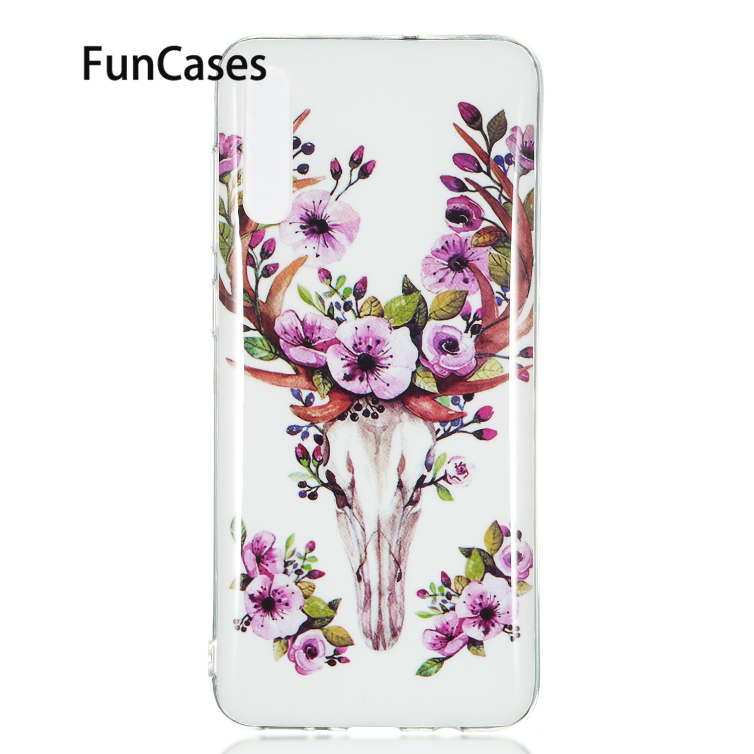 Wind Chimes Soft TPU Shell For <font><b>hoesje</b></font> <font><b>Samsung</b></font> <font><b>A70</b></font> Ajax Squishy Glitter Case Caso sFor <font><b>Samsung</b></font> Galaxy ajax <font><b>A70</b></font> Mobile Phone Shell image