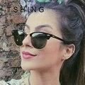 TSHING Classic Fashion Women Polarized Coating Sunglasses Men Driving UV400 Rays Mirror Sun Glasses Brand Designer For Female