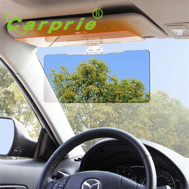 Car Sun Visor Anti-Glare Blocker UV Fold Flip Down HD Clear View Visor_KXL0605