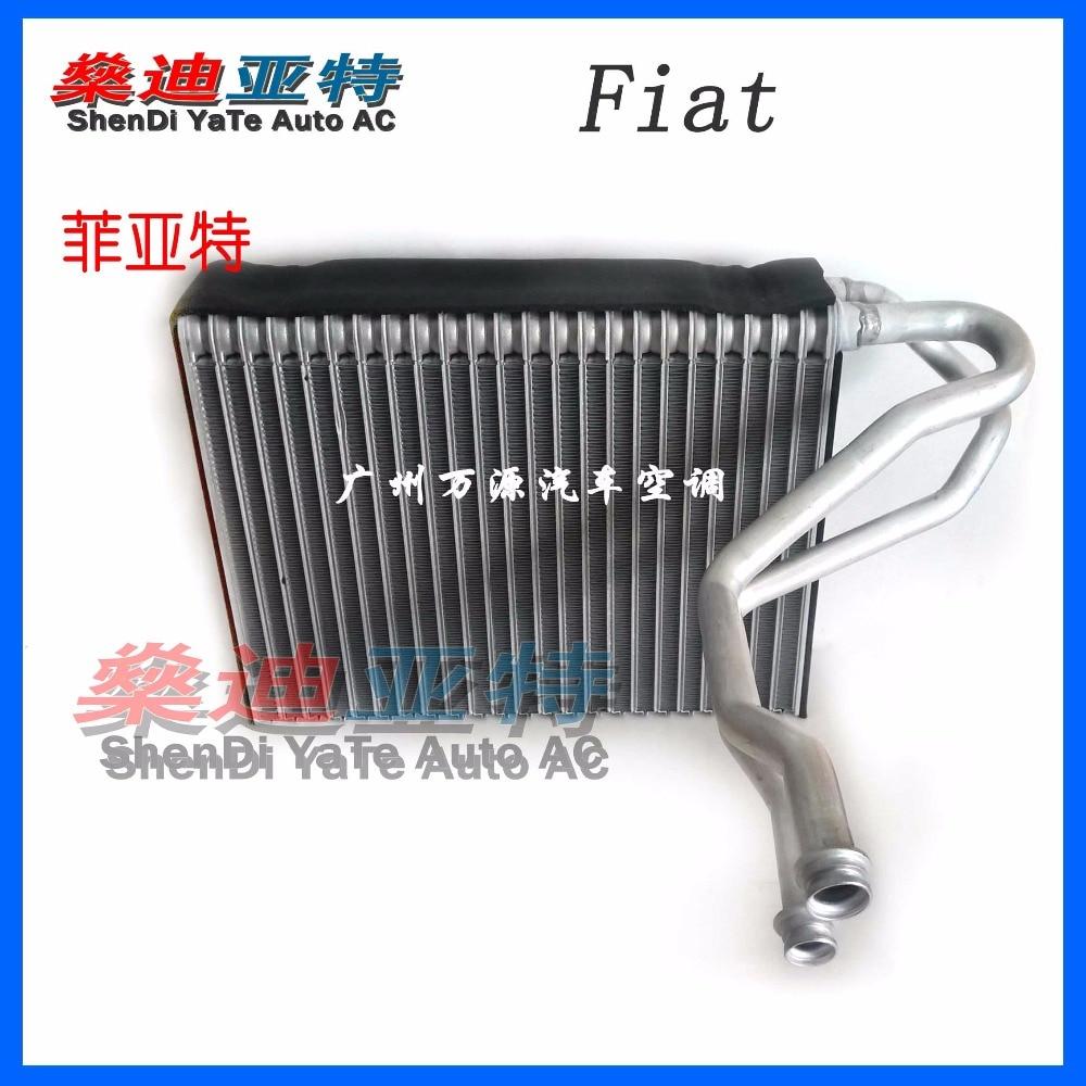 ShenDi YaTe Auto AC Car /Auto air conditioning evaporator core  for Fiat evaporator core size 255*200*60mm air conditioning
