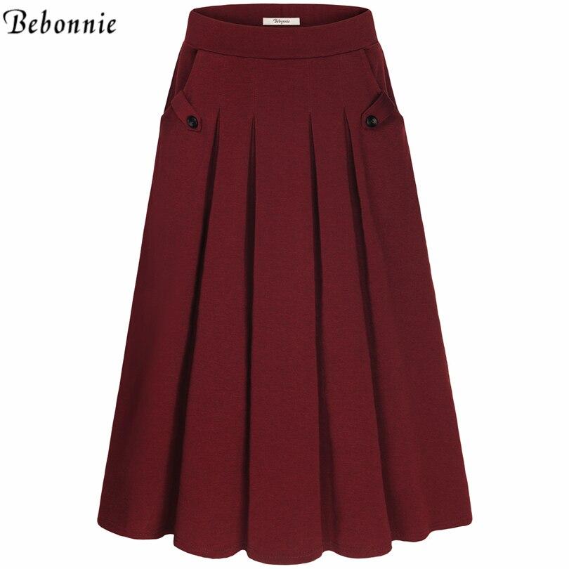 Недорогие плиссированные юбки