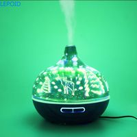 LEPOID 400ml Aroma Air Diffuser Ultrasonic Air Humidifier Essential Oil Aromatherapy Cool Mist Maker For Home
